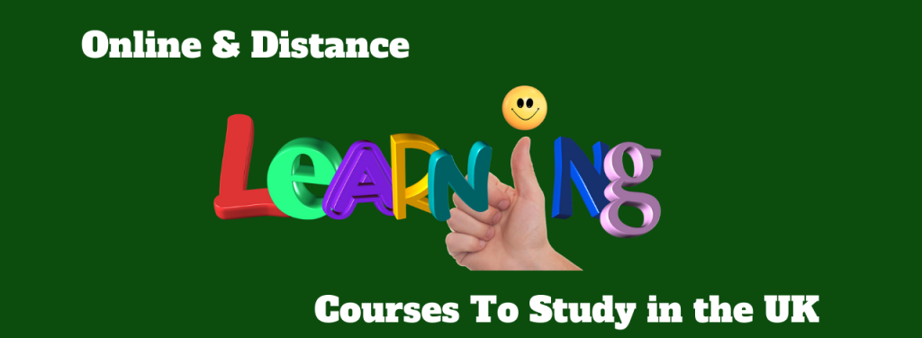 online and distance learning courses for International students